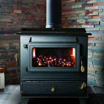 Hitzer E-Z Flo 50-93 hopper stove